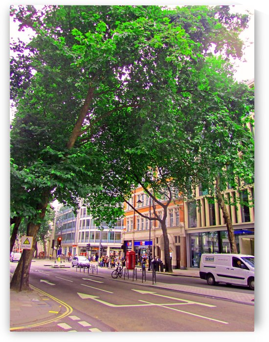 Streets of London by Gods Eye Candy