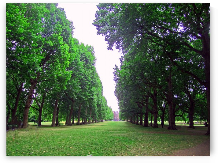 Green of London by Gods Eye Candy