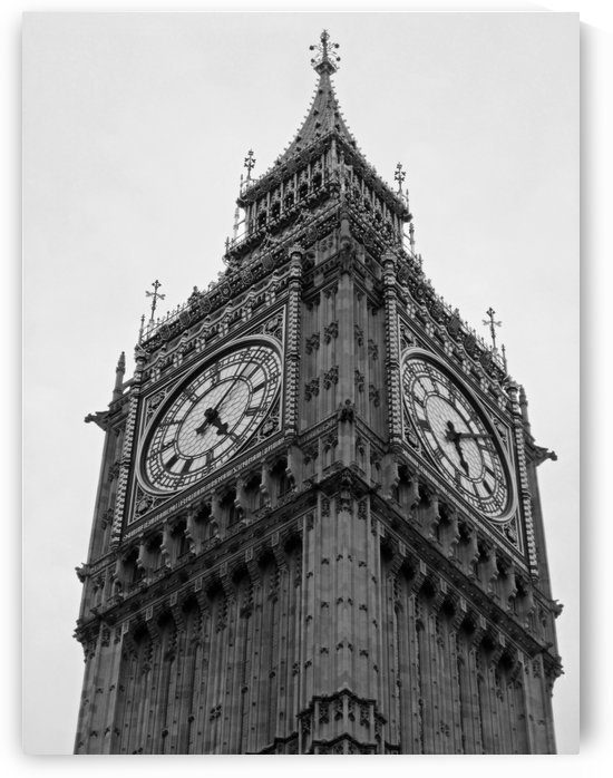 Clock Tower by Gods Eye Candy