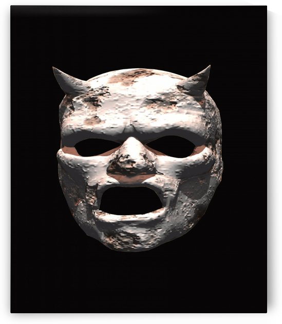 Mask of Stone by Matthew Lacey