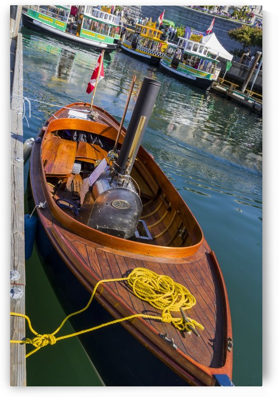 Victoria British Columbia CLassic Boat show 26 by Bob Corson