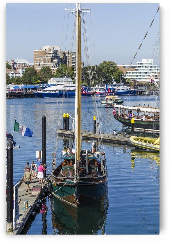 Victoria British Columbia CLassic Boat show 24 by Bob Corson