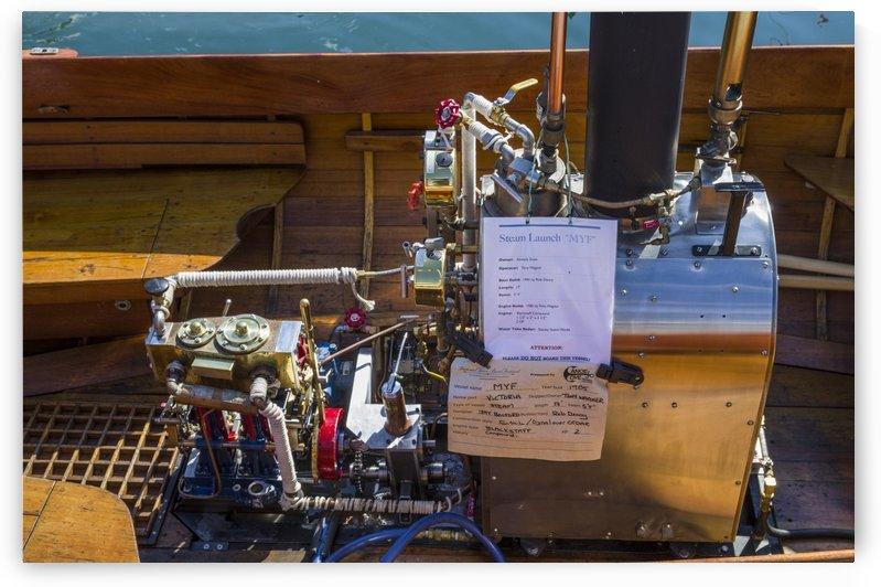 Victoria British Columbia CLassic Boat show 18 by Bob Corson