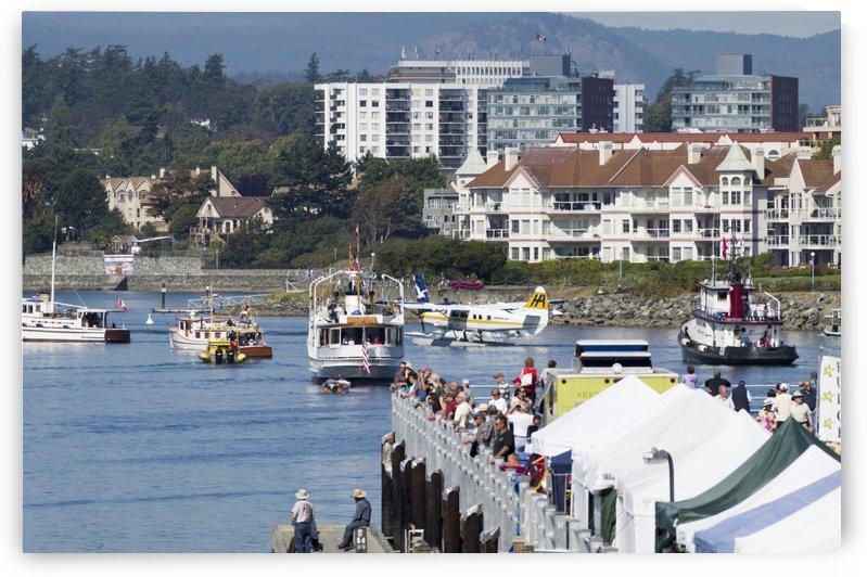Victoria British Columbia CLassic Boat show 17 by Bob Corson