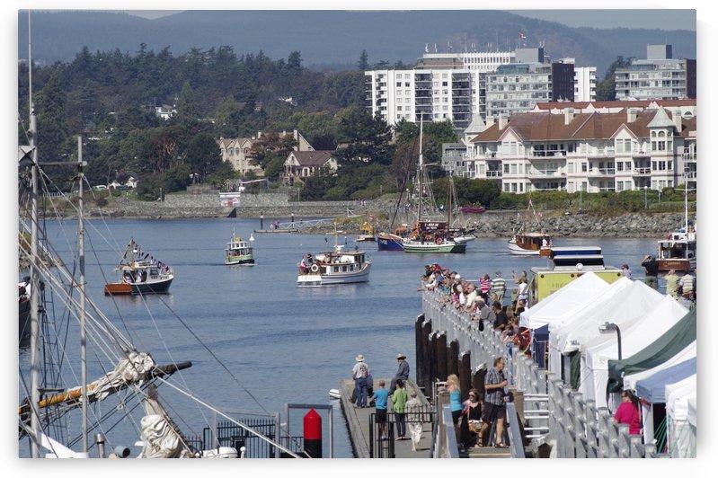Victoria British Columbia CLassic Boat show 16 by Bob Corson