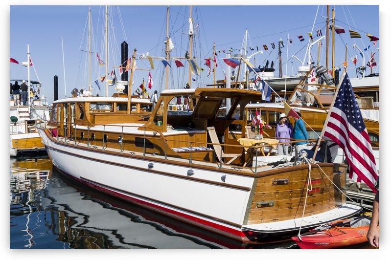 Victoria British Columbia CLassic Boat show 13 by Bob Corson