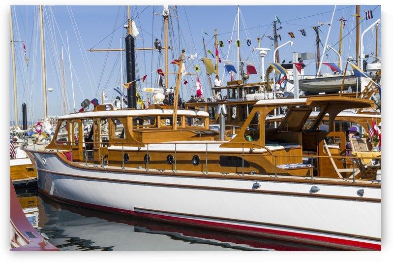 Victoria British Columbia CLassic Boat show 12 by Bob Corson