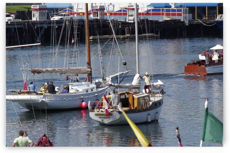 Victoria British Columbia CLassic Boat show 10 by Bob Corson