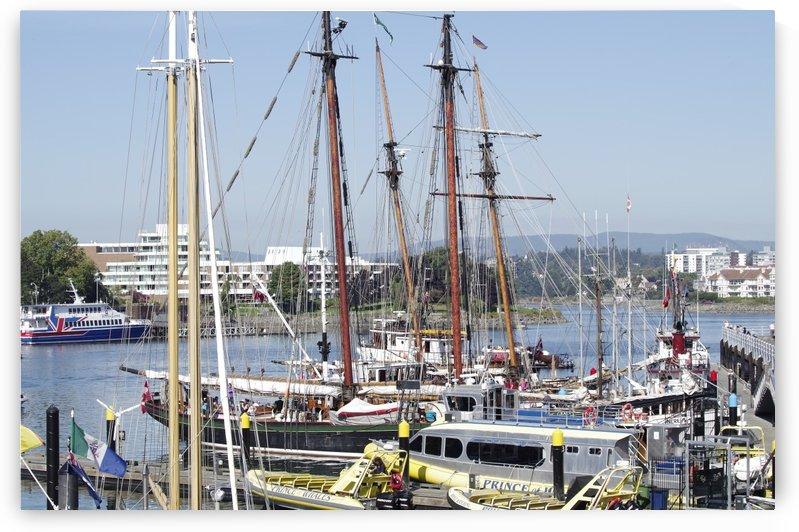 Victoria British Columbia CLassic Boat show 8 by Bob Corson