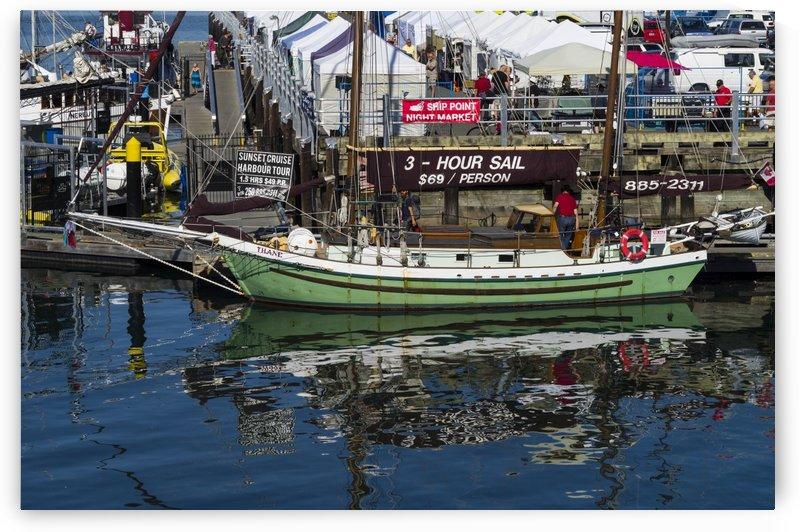 Victoria British Columbia CLassic Boat show 7 by Bob Corson