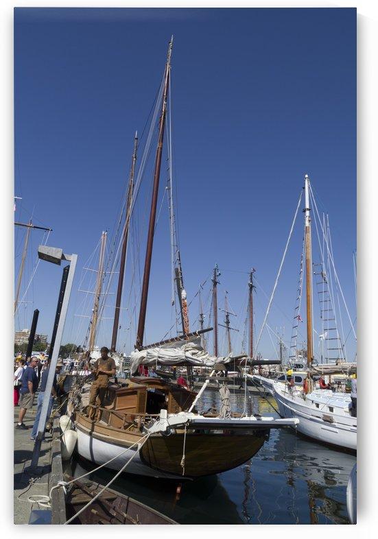 Victoria British Columbia CLassic Boat show 2 by Bob Corson