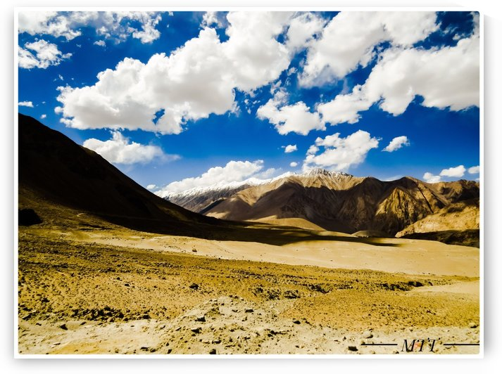 Ladakh Range 2 by MTT