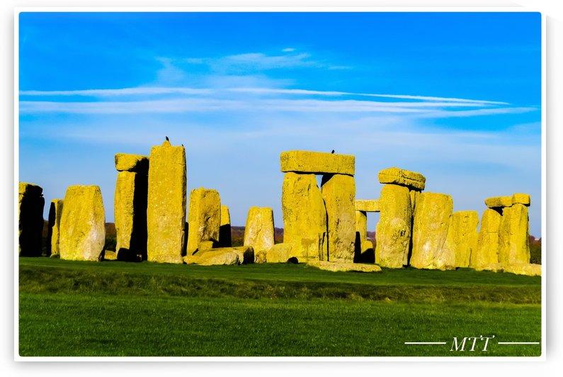 Sunny Stonehedge by MTT