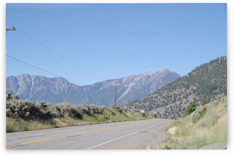 HopeBritish Columbia Landslide 8 by Bob Corson
