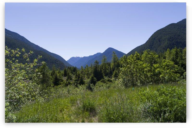 HopeBritish Columbia Landslide 7 by Bob Corson