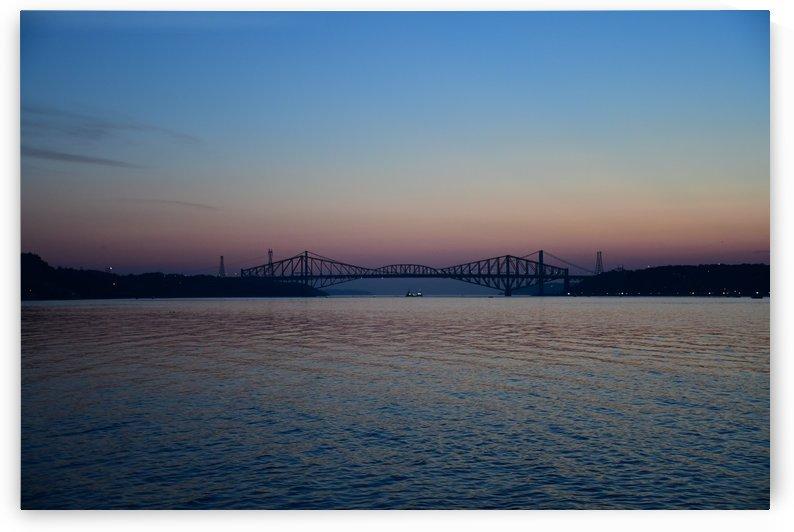 Le pont de Québec a 100 ans by CEDANSBOITE