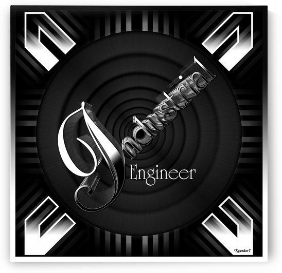 Industrial Engineer Deco Flare by xzendor7