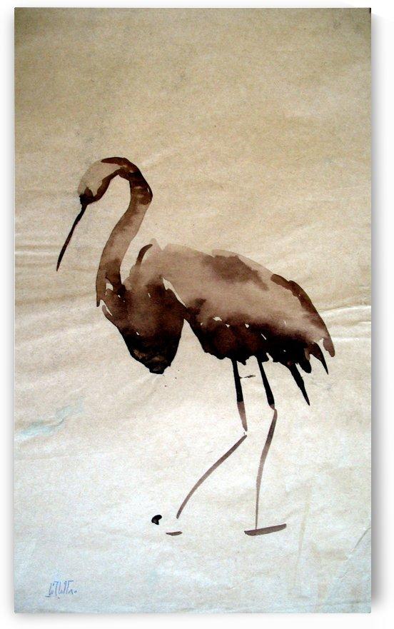 Zen 1 by JAMALEDDIN TOOMAJNIA