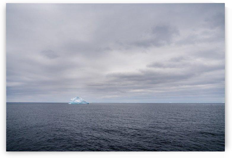Lonely Iceberg by Peter Kaple