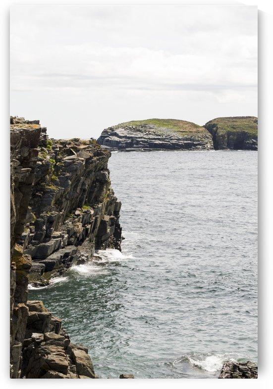 Elliston Newfoundland Coastline 3 by Bob Corson