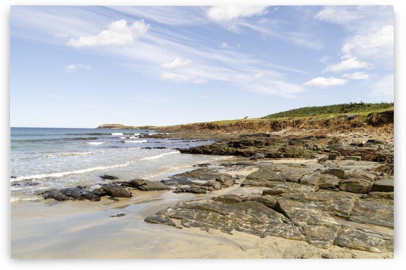 Elliston Newfoundland Coastline 13 by Bob Corson
