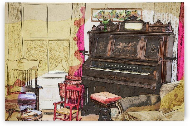 Thomas Organ and piano Company organ 1 by Bob Corson