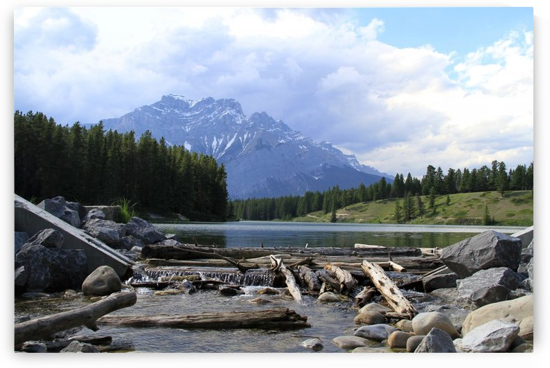 Banff Rising by Lindsey McCarty