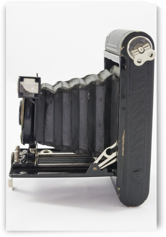 Kanata Ontario Canada April 7 2017: Kodak Vest Pocket Camera Model 1B 2 by Bob Corson