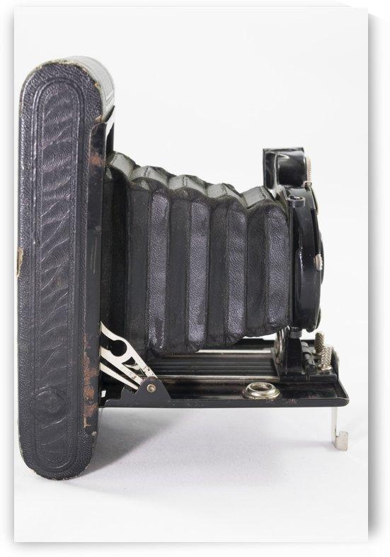 Kanata Ontario Canada April 7 2017: Kodak Vest Pocket Camera Model 1B 1 by Bob Corson