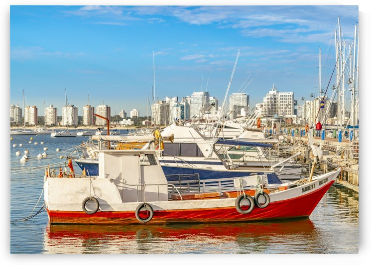 Punta del Este Port, Maldonado, Uruguay07_3 by Daniel Ferreia Leites Ciccarino