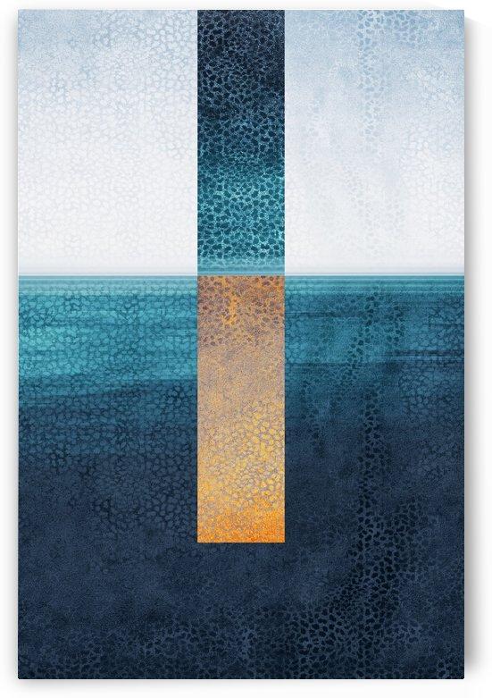 Modern Art I by Art Design Works