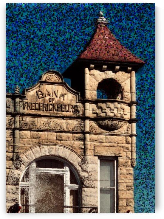 Fredericksburg Bank by Justin Ward