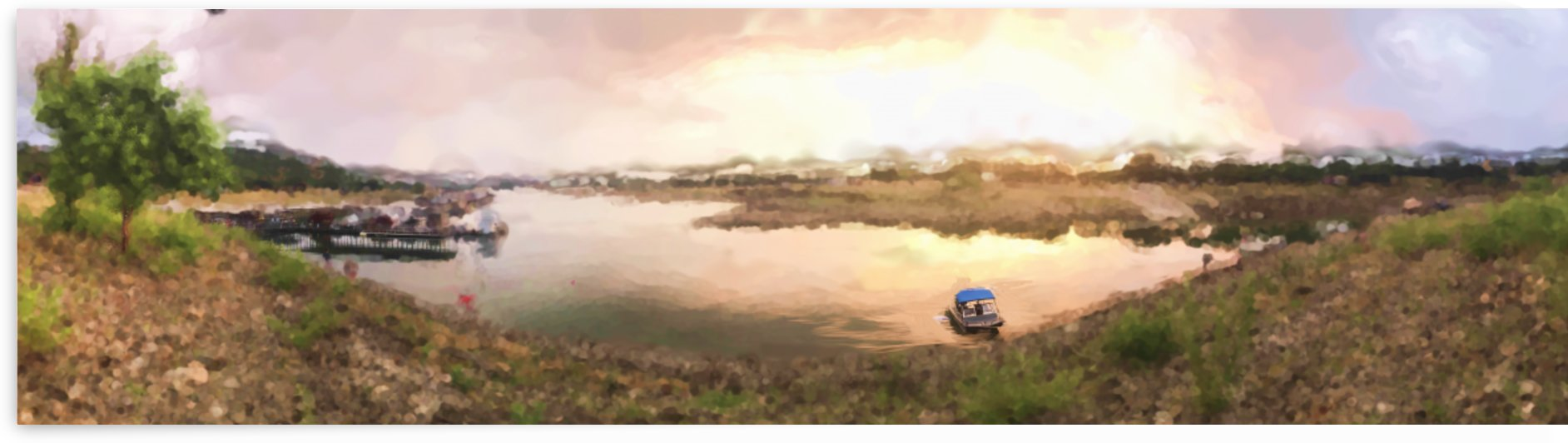 Lago Vista by Justin Ward