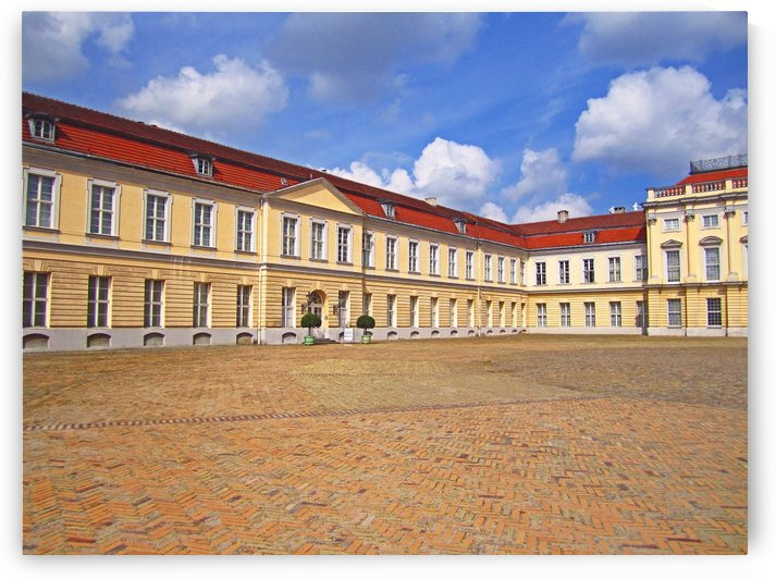 Schloss Charlottenburg by Gods Eye Candy