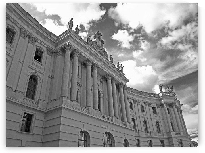 University of Berlin B&W by Gods Eye Candy