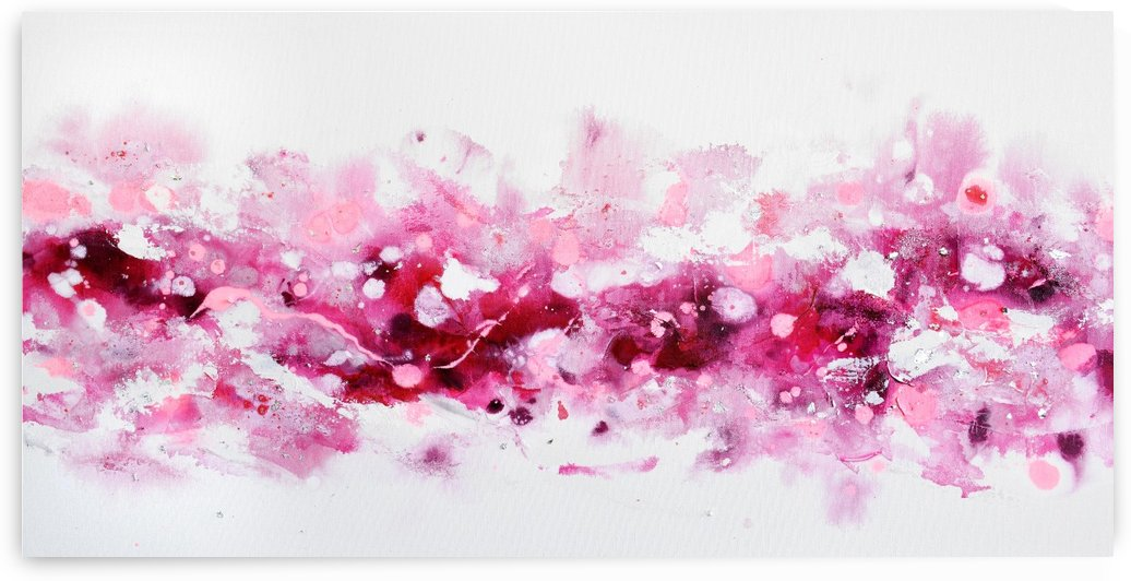 Pink Flow by Tracy-Ann Marrison