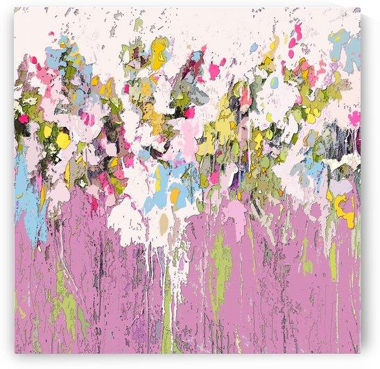 Bloom II Pink by Tracy-Ann Marrison