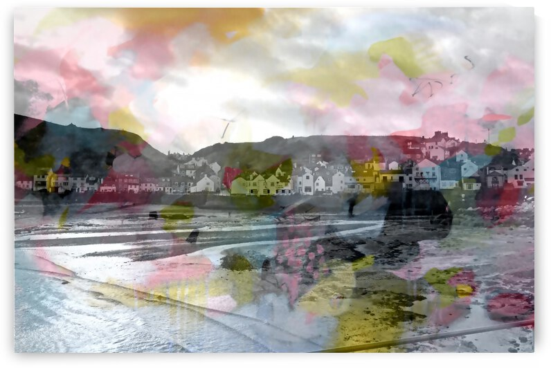 Colourful Staithes II by Tracy-Ann Marrison
