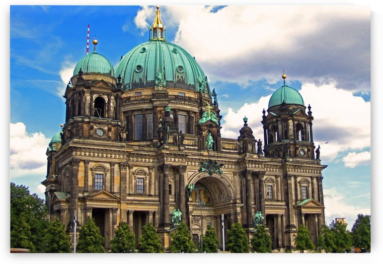 Berlin Cathedral by Gods Eye Candy