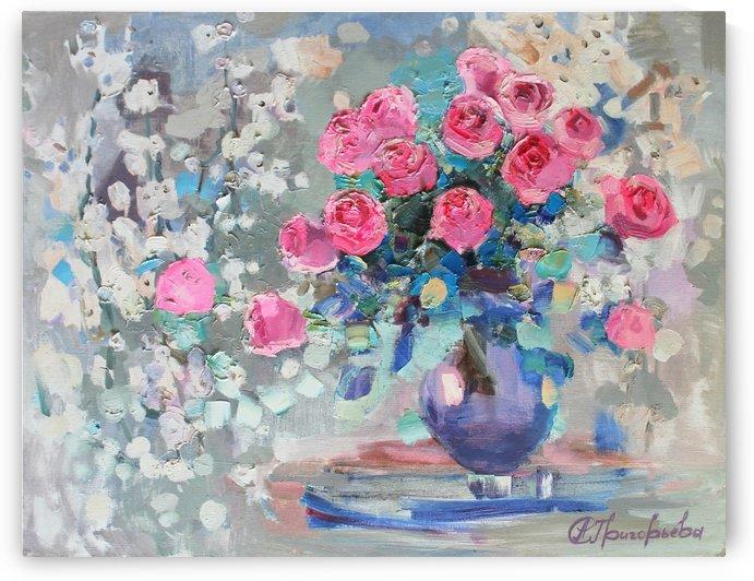 Spring tenderness  by Anastasiia Grygorieva