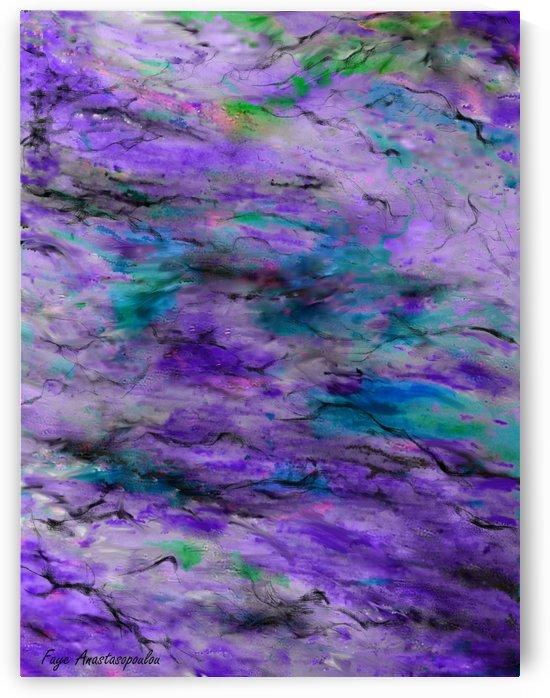 Lavender Palette by Fotini Anastasopoulou