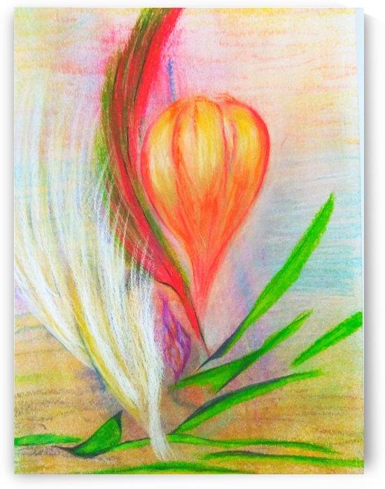 golden blossom by Alyssa Banks