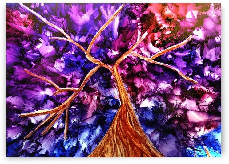 Midnight Blossoms by Liz Dillard