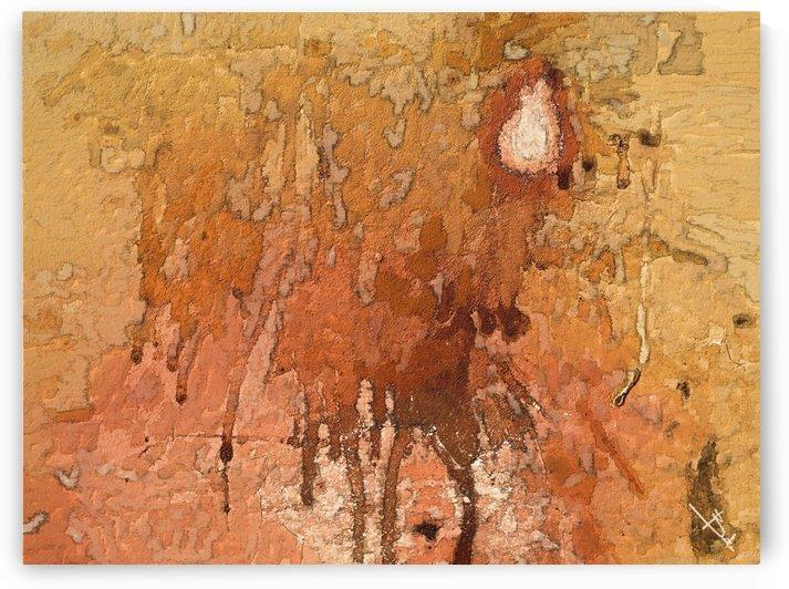 Running paint by Betty De Oliveira