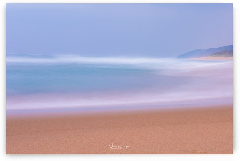 Seascape by Nelis de Jager