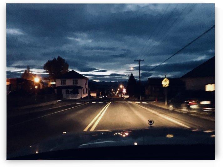 Home Road  by AkuLinaAkiLina