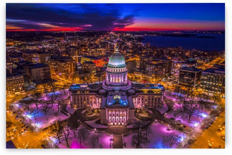 Capital Twilight by Jerrick