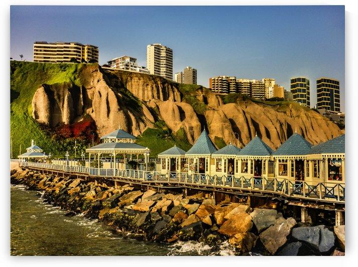 Lima Peru Coastal Scene Photo by Daniel Ferreia Leites Ciccarino