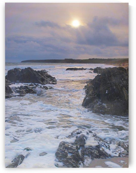 L0019  Setting Sun,Co.Cork, Ireland_1549587378.01 by Michael Walsh