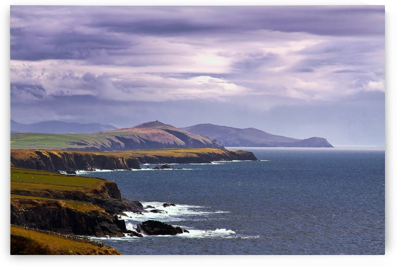 KY 600 Dingle Peninsula  by Michael Walsh